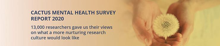 연구자 정신건강 설문 결과 보고서 링크