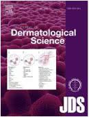 에디티지 고객 SCI저널 등재: Journal of dermatological science