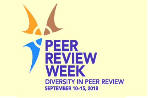 에디티지 인사이트가 2018 피어 리뷰 주간(Peer Review Week)을 준비하고 있습니다. 함께 해주세요!