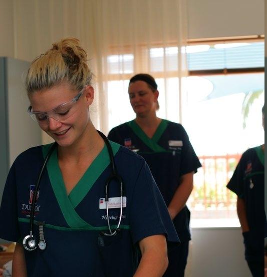 GI nursing