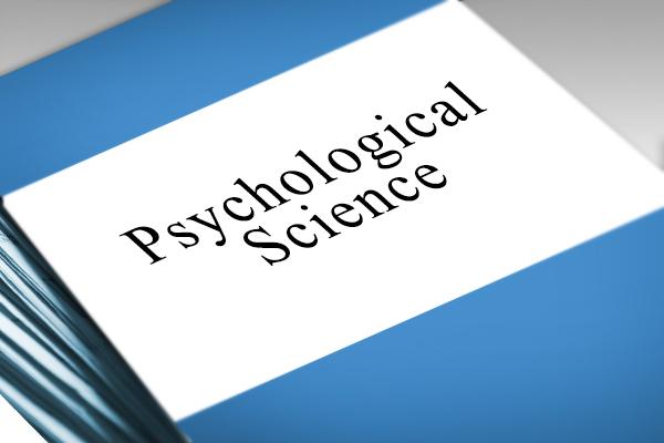 심리학 저널 추천 Psychological Science