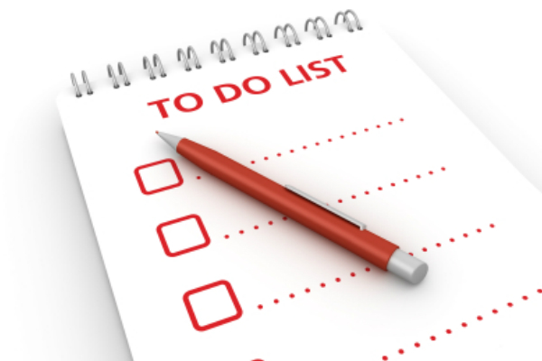Research promotion checklist for authors