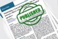 논문컨설팅 빠른 출판(Rapid publication)을 통한 빠른 커리어 발전