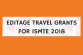 ISMTE 2018 North American /ISMTE 2018 European 컨퍼런스 참석 경비 지원 이벤트